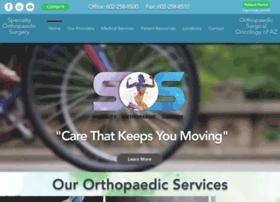 orthosurgeryaz.com