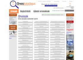 orvoskatalogus.hu