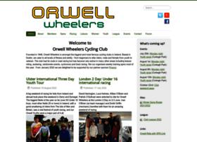 orwellwheelers.org