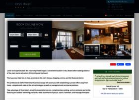 oryx-hotel-abu-dhabi.h-rez.com