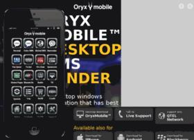 oryxmobile.com