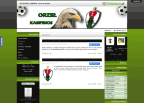 orzel-kampinos.futbolowo.pl