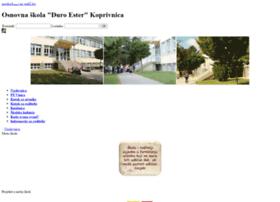 os-gjuro-ester-koprivnica.skole.hr