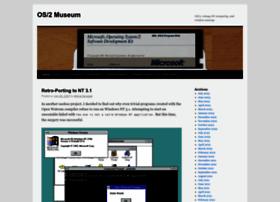 os2museum.com