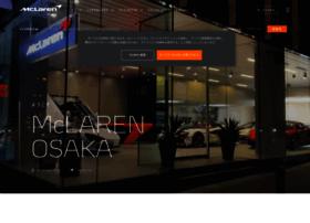osaka.mclaren.com