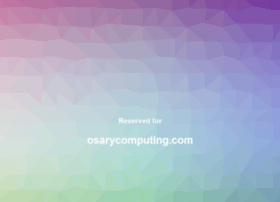 osarycomputing.com
