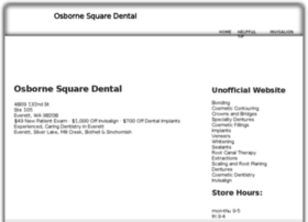 osbornesquaredental.com