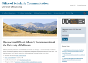 osc.universityofcalifornia.edu