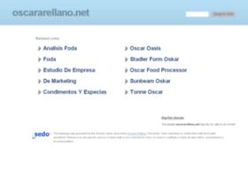 oscararellano.net