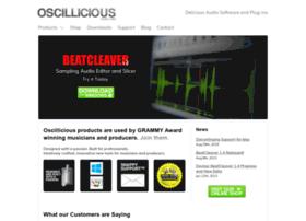 oscillicious.com