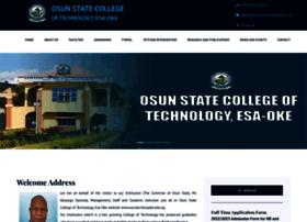 oscotechesaoke.edu.ng