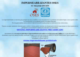 oses-impermeabilizantes.com