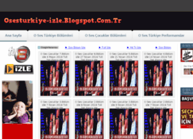 osesturkiye-izle.blogspot.com.tr