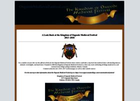 osgoodemedievalfestival.com