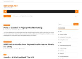 osguides.net