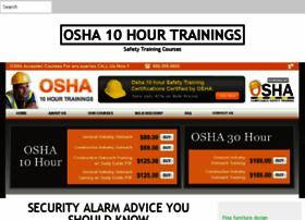 osha10hourtrainings.com