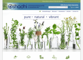 oshadhi.co.uk