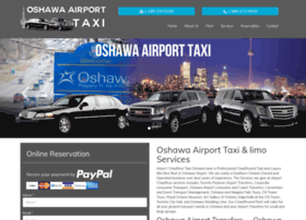 oshawaairporttaxi.ca
