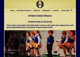 osheairishdance.com