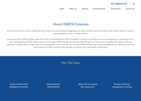 oshemsolutions.com.au