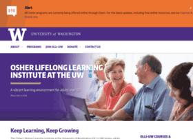 osher.uw.edu