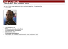 oshineye.com