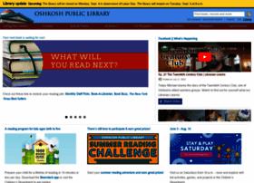 oshkoshpubliclibrary.org