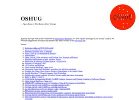 oshug.org