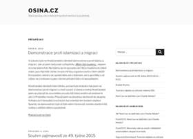 osina.cz