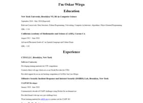 oskar.wirga.com