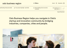 oslobusinessregion.no
