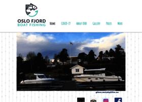 oslofjordboatfishing.com