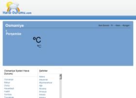 osmaniye.hava-durumu.com