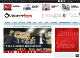 osmaniyetimes.com