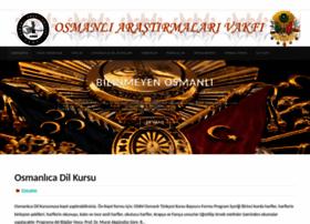 osmanli.org.tr