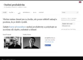 osobniproduktivita.cz