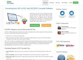 ost2pstsoftware.com