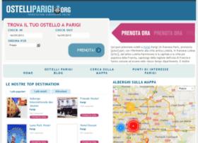 ostelliparigi.org