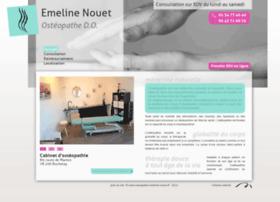 osteopathe-emeline-nouet.fr