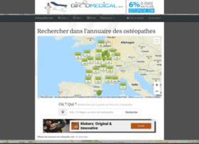 osteopathe.com