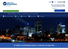osteopathie-canada.ca