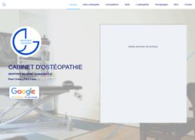 osteopathie-jolivard.fr