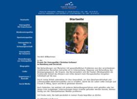 osteopathiehamburg.net