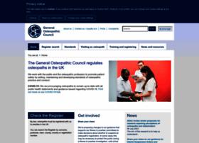 osteopathy.org.uk