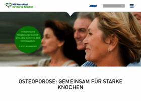 osteoporose.de