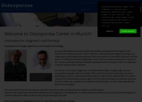 osteoporosezentrum.de