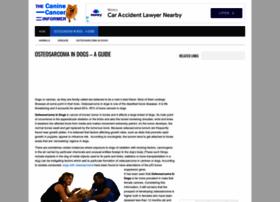osteosarcomaindogs.org