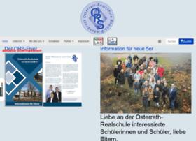 osterrath-realschule.de