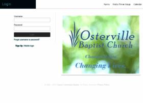 ostervillebaptist.ccbchurch.com