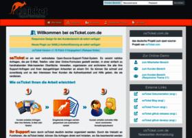 osticket.com.de